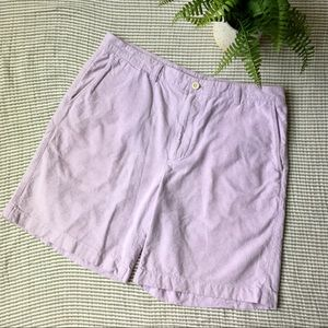 "Vineyard VInes Oxford Shorts 9"" Inseam Size 36"